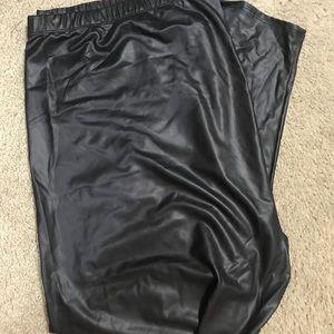 Torrid Faux Leather Leggings